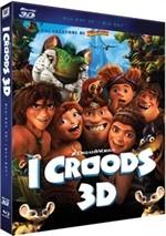 La copertina di I Croods 3D (blu-ray)