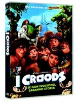 La copertina di I Croods (dvd)