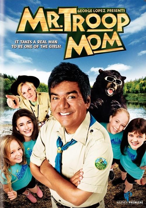 Mr. Troop Mom: la locandina del film