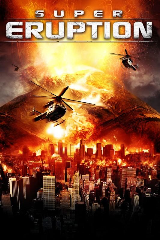Super Eruption: la locandina del film