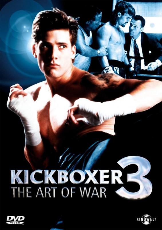 Kickboxer 3: Mani di pietra: la locandina del film