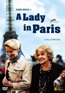 La copertina di A Lady in Paris (dvd)