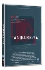 La copertina di Andarevia (dvd)