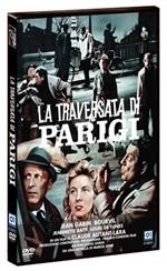 La copertina di La traversata di Parigi (dvd)