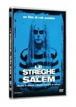 La copertina di Le streghe di Salem (dvd)