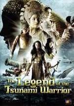 La copertina di Legend of the Tsunami Warrior (dvd)