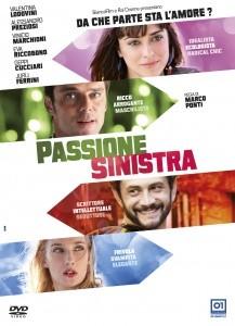 La copertina di Passione sinistra (dvd)