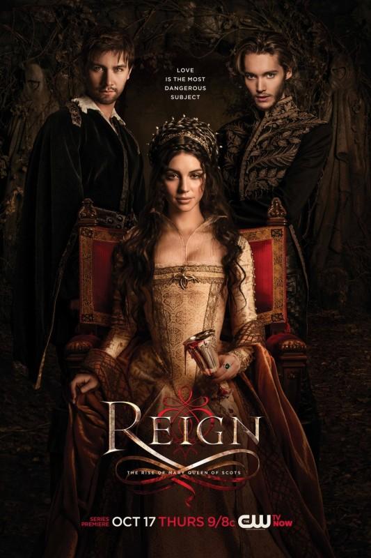 La locandina di Reign