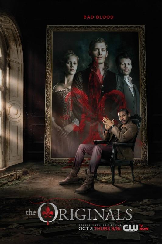 La locandina di The Originals