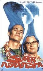 Superfusi di testa: la locandina del film