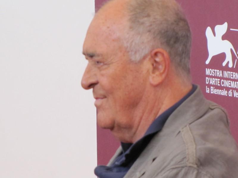 Venezia 2013 - Bernardo Bertolucci è il presidente della giuria
