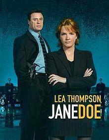 Jane Doe - Battuta di pesca: la locandina del film