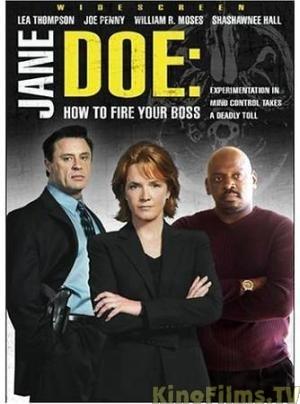 Jane Doe - La parola chiave: la locandina del film