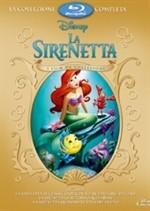 La copertina di La sirenetta - La trilogia (blu-ray)