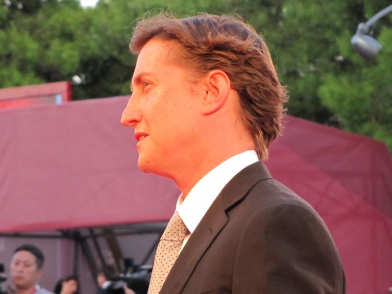 David Gordon Green presenta 'Joe' sul tappeto rosso della Mostra di Venezia 2013