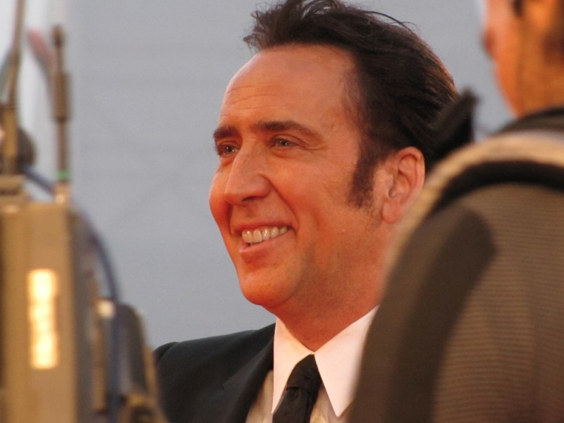 Nicolas Cage presenta 'Joe' a Venezia 2013