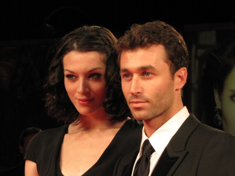 Venezia 2013 -  James Deen, star di The Canyons sul red carpet