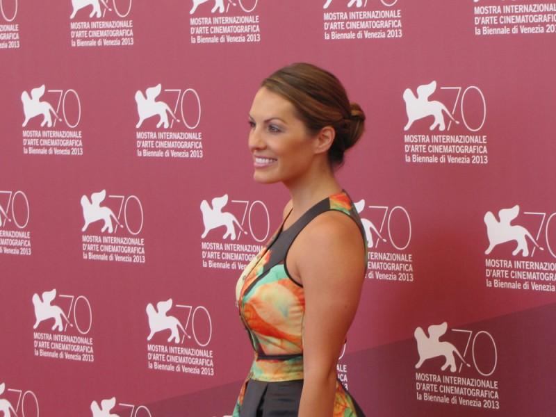 Venezia 2013 - Tenille Houston presenta The Canyons alla Mostra