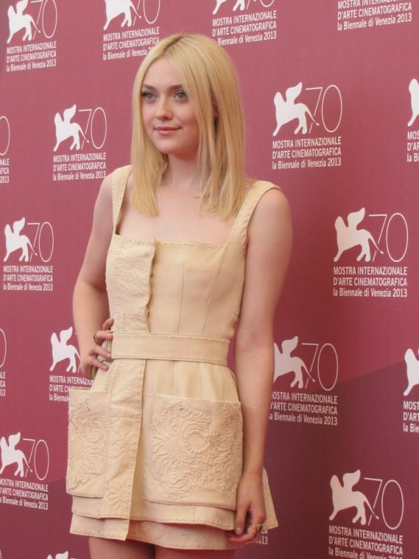 Night Moves a Venezia 2013: Dakota Fanning  presenta il film alla 70esima Mostra del Cinema