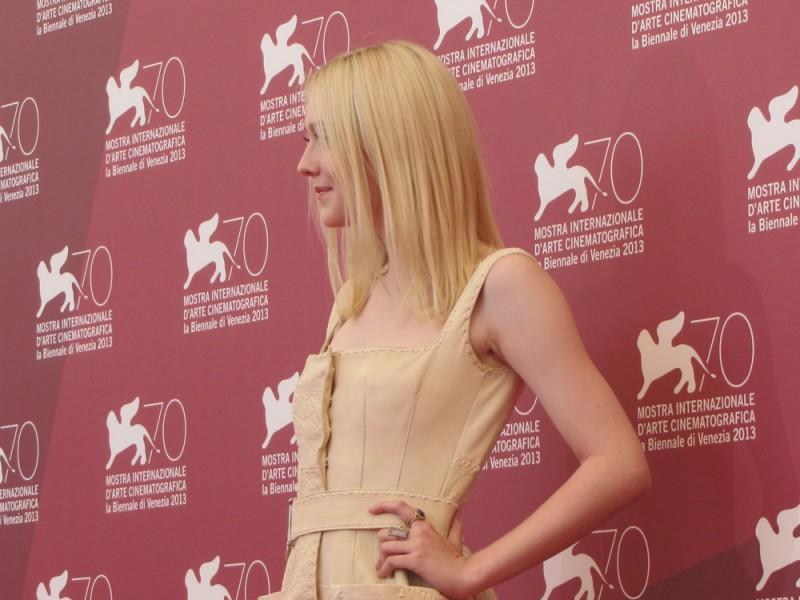 Night Moves a Venezia 2013: Dakota Fanning  presenta il film alla Mostra del Cinema
