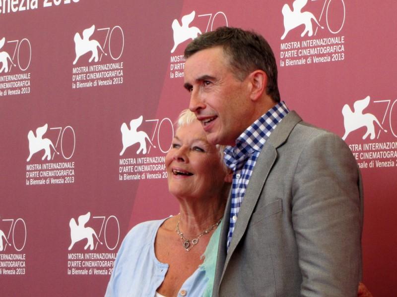 Philomena: Judi Dench e Steve Coogan presentano il film alla 70esima Mostra di Venezia