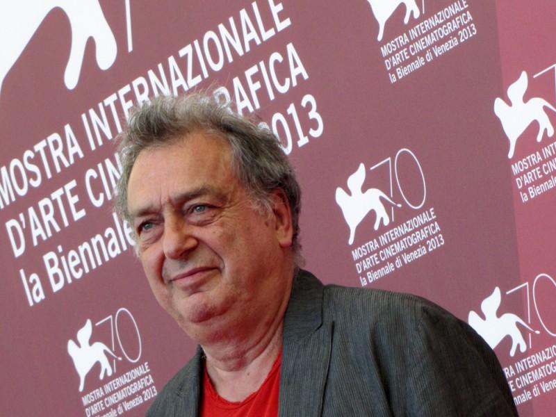 Venezia 2013 - il regista Stephen Frears presenta 'Philomena' alla Mostra