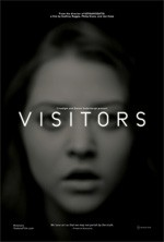 Visitors: la locandina del film