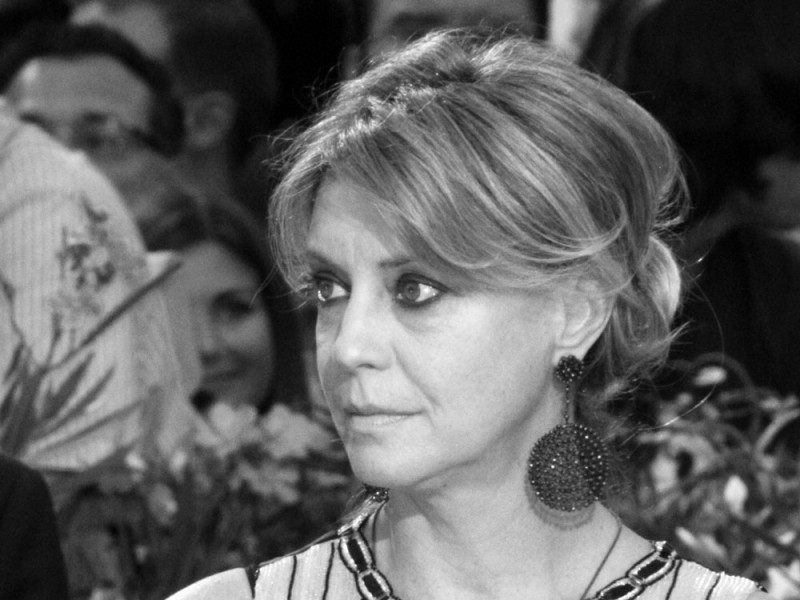 Venezia 2013 - Margherita Buy sul red carpet del Premio Kineo