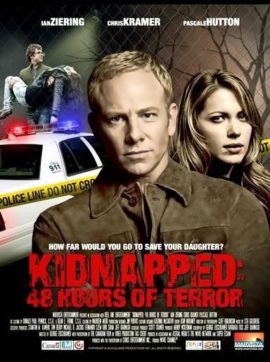 48 ore di terrore: la locandina del film
