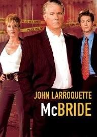 McBride: Ultimo Show: la locandina del film