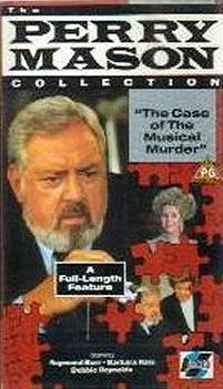 Perry Mason - Partitura mortale: la locandina del film