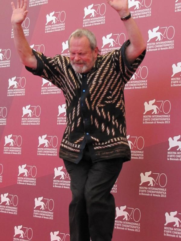 Terry Gilliam presenta The Zero Theorem a Venezia 2013