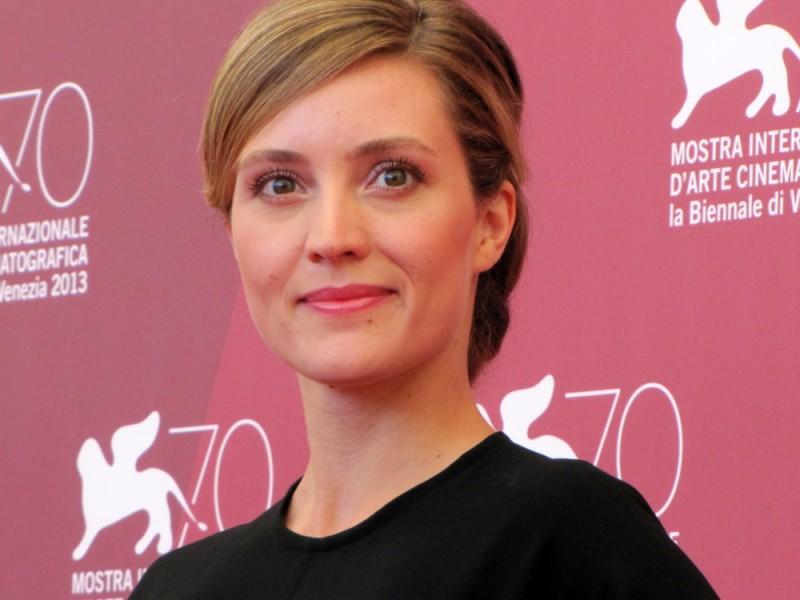 Tom à la Ferme: l'attrice Evelyne Brochu  presenta il film a Venezia 2013