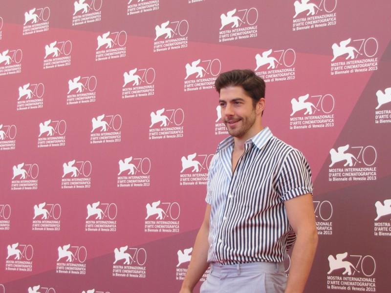 Tom At The Farm: l'attore Pierre-Yves Cardinal presenta il film a Venezia 2013