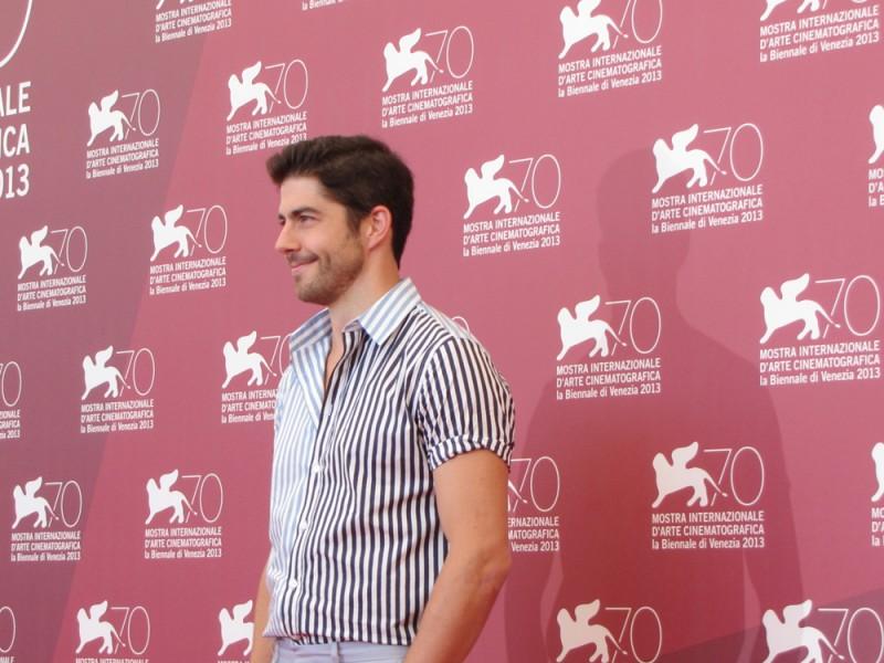 Tom At The Farm: l'attore Pierre-Yves Cardinal presenta il film alla Mostra di Venezia 2013