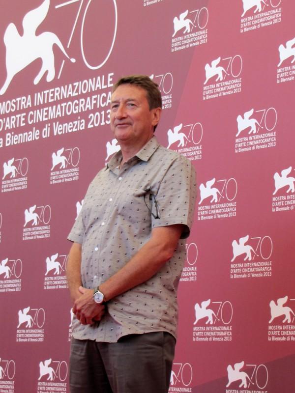 Venezia 2013 - Steven Knight presenta 'Locke' alla Mostra del Cinema