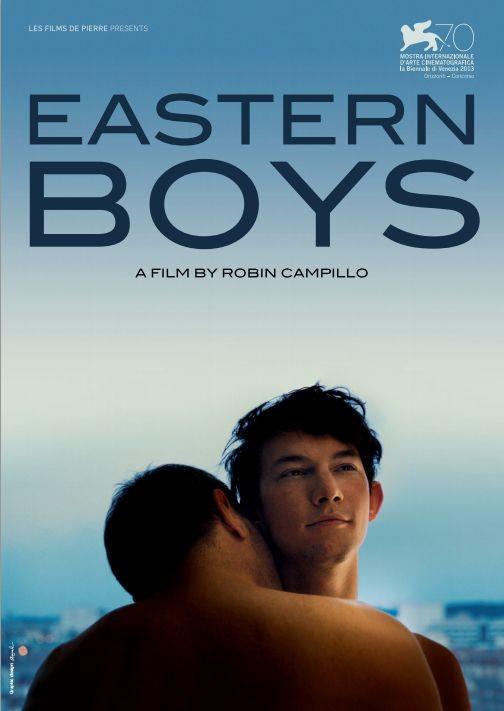 Eastern Boys: la locandina