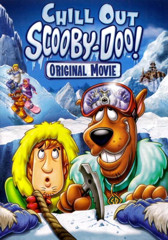 Stai fresco, Scooby-Doo!: la locandina del film