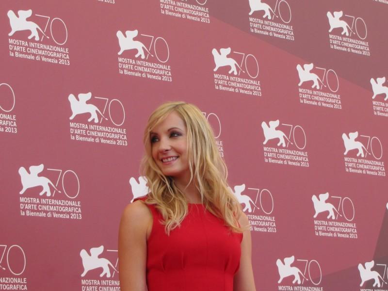 Still Life: Joanne Froggatt presenta il film alla Mostra di Venezia 2013