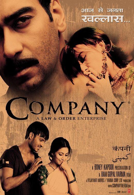 Company: la locandina del film