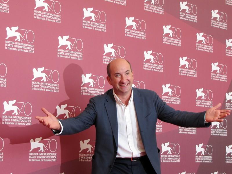 L'Intrepido: Antonio Albanese presenta il film a Venezia 2013