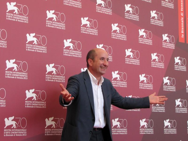 L'Intrepido: Antonio Albanese presenta il film di Amelio a Venezia 2013