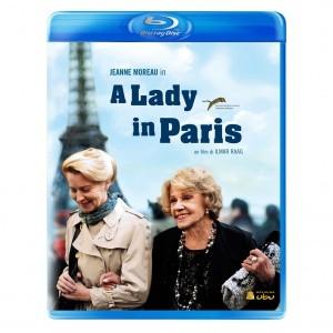 La copertina di A Lady in Paris (blu-ray)