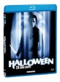 La copertina di Halloween 20 anni dopo (blu-ray)