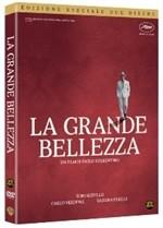 La copertina di La grande bellezza (dvd)