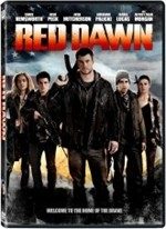 La copertina di Red Dawn (dvd)
