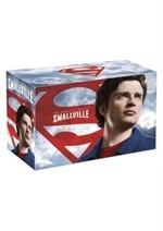 La copertina di Smallville - La collezione completa (dvd)