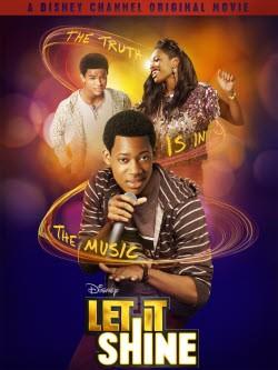 Let It Shine: la locandina del film