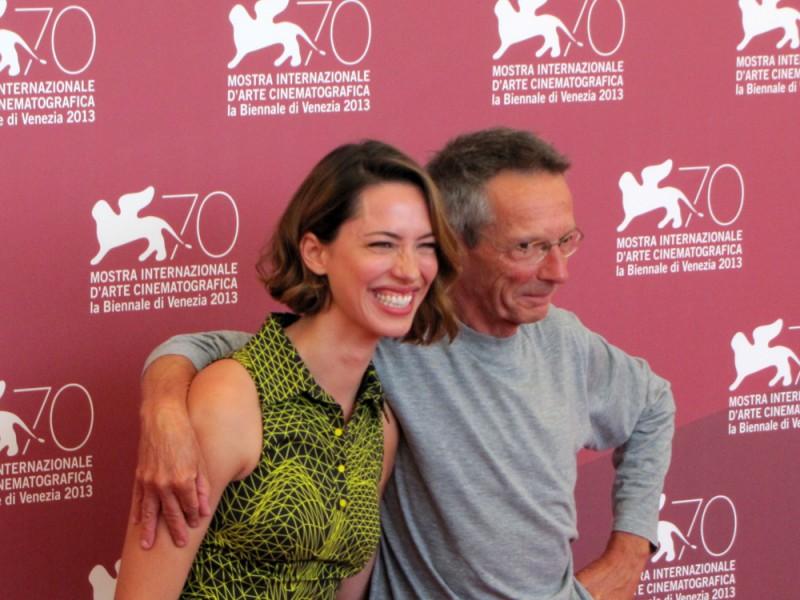 Venezia 70, Patrice Leconte e Rebecca Hall presentano Une Promesse alla Mostra del 2013
