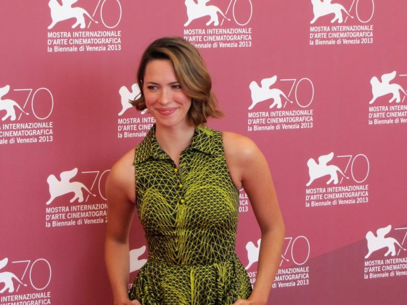 Venezia 70, Rebecca Hall presenta Une Promesse di Patrice Leconte alla Mostra